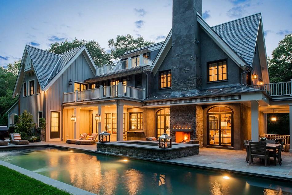 картинки красивого дома со всех сторон этого спорта том