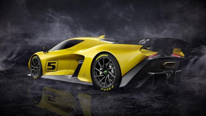 Фиттипальди и Pininfarina создали трековый суперкар