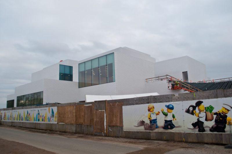 Прогулка по крупнейшему заводу LEGO в Дании