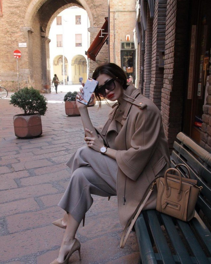 Самая привлекательная бабушка из Италии