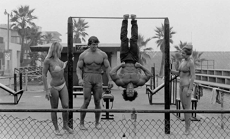 37 фотографий молодого Арнольда Шварценеггера