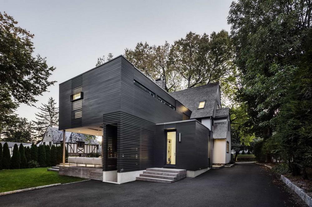 Расширение дома в США