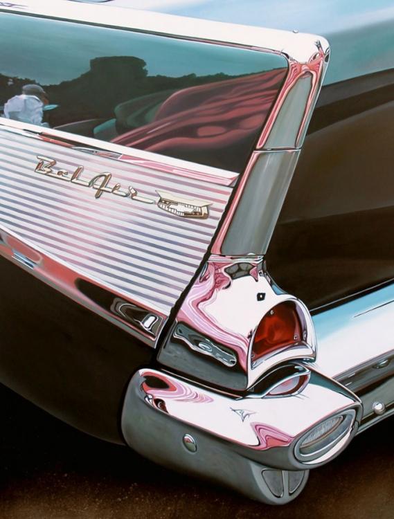 Удивительные гиперреалистичные картины Cheryl Kelley