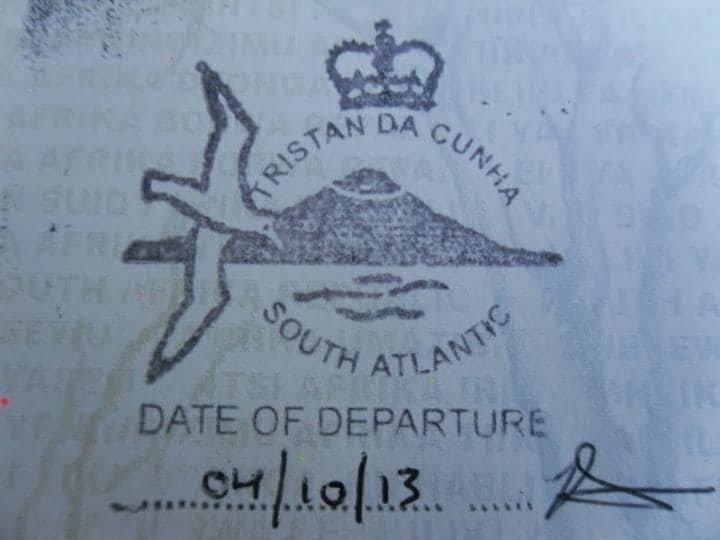 Необычные печати в паспорт на границах разных стран