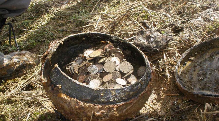 5 русских кладов, которые могут сделать вас миллионерами