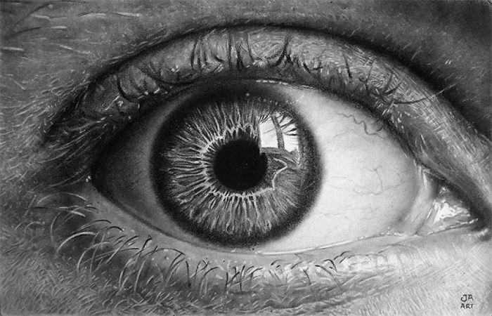 Гиперреалистичные рисунки от Джеффри Аппиату