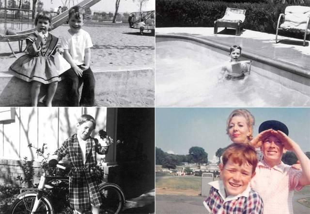 Малоизвестные фотографии знаменитостей