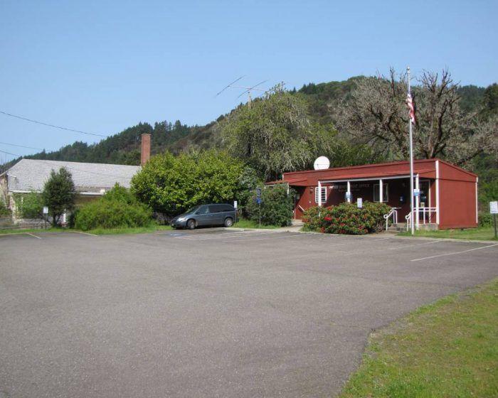 На аукционе продается городок Тиллер в штате Орегон