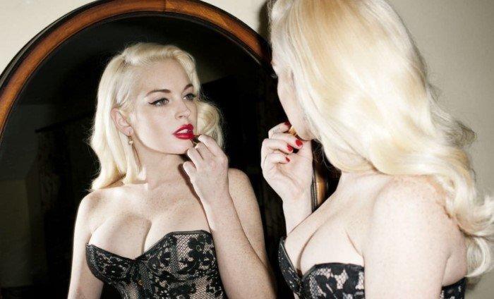 Знаменитые красавицы в образе Мерилин Монро