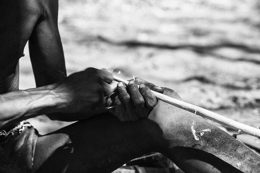 Бушмены Намибии на снимках Goran Jovic