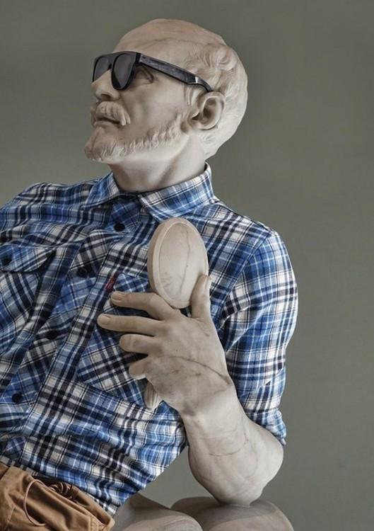 Если бы античные статуи были хипстерами