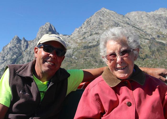 Последний год 91-летней бабушки, отказавшейся от химиотерапии