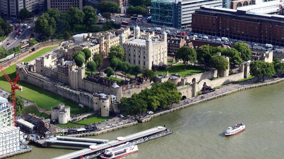 Самые красивые места Лондона