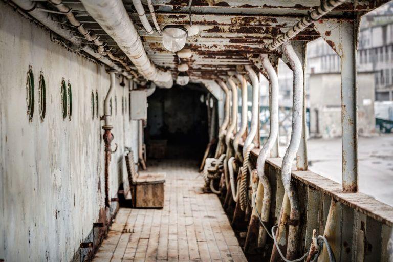 Дважды утонувший корабль Иосипа Броз Тито