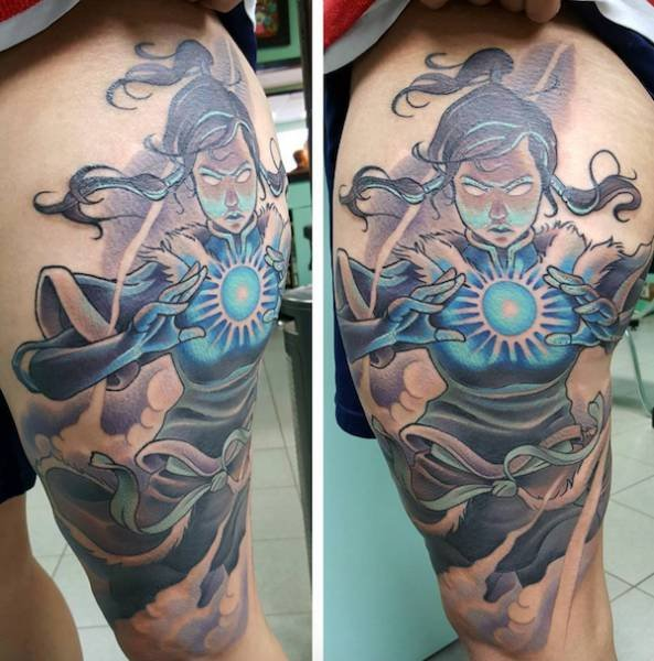 Подборка интересных татуировок на любой вкус
