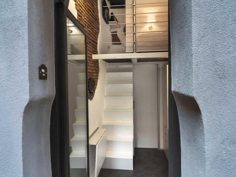 Полноценная квартира площадью 7 кв.метров