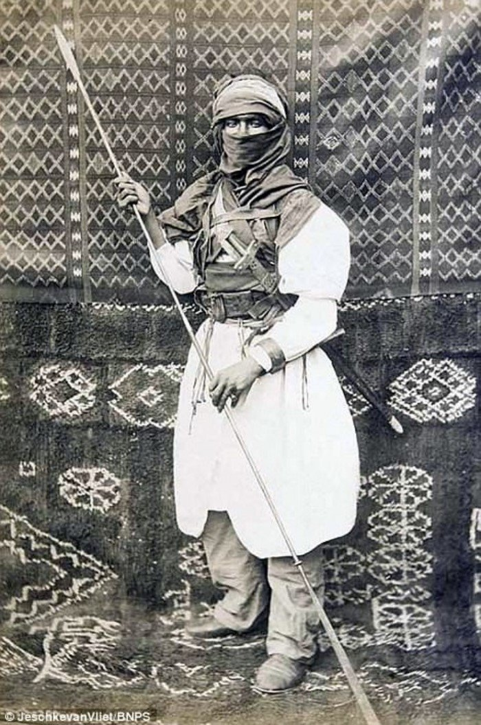 Северная Африка 125 лет назад