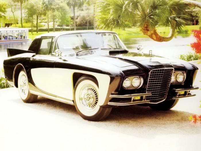 Gaylord Gladiator - причудливый автомобиль для очень богатых