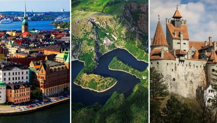 Невероятная Восточная Европа для путешествий