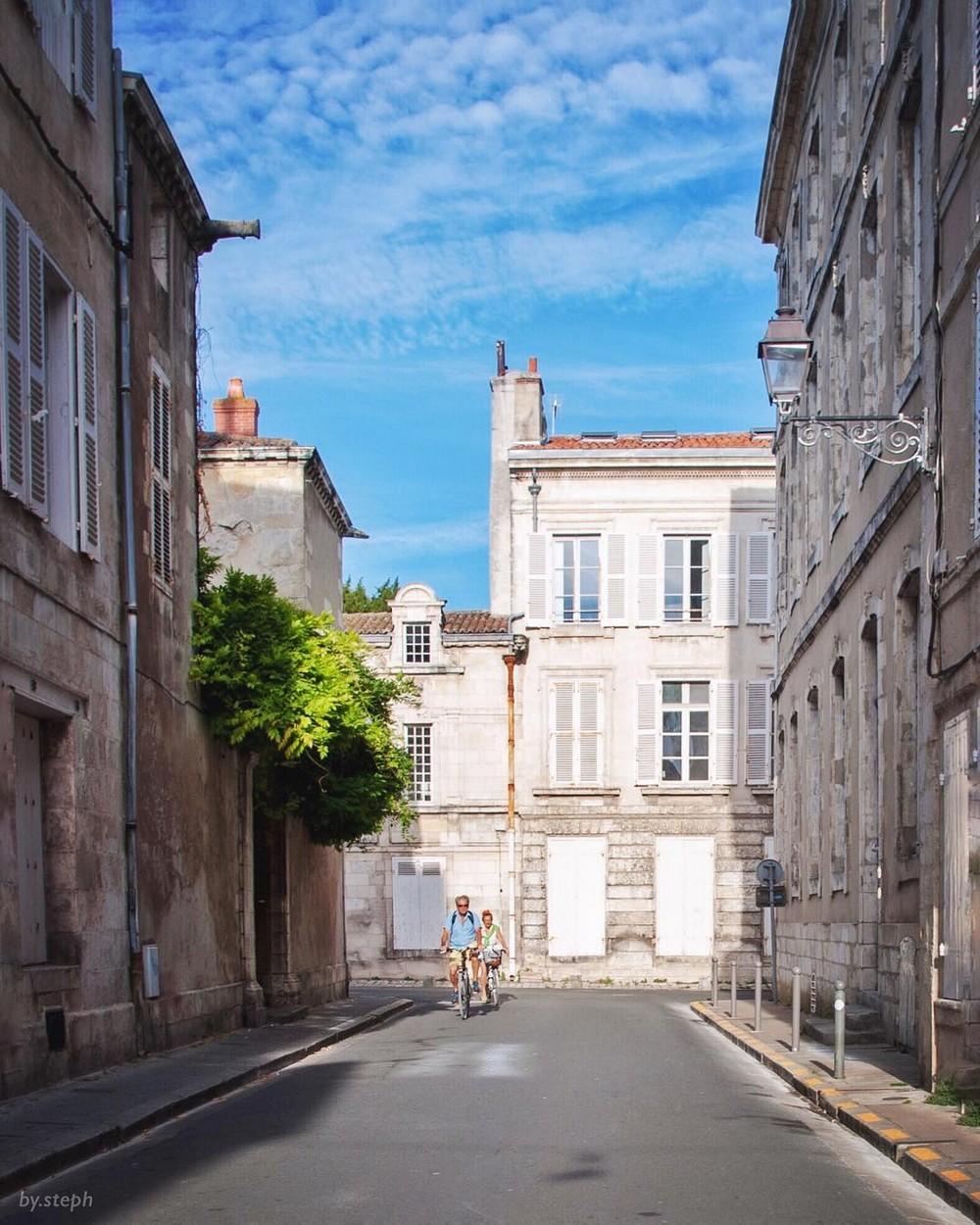 Потрясающие снимки улиц Парижа