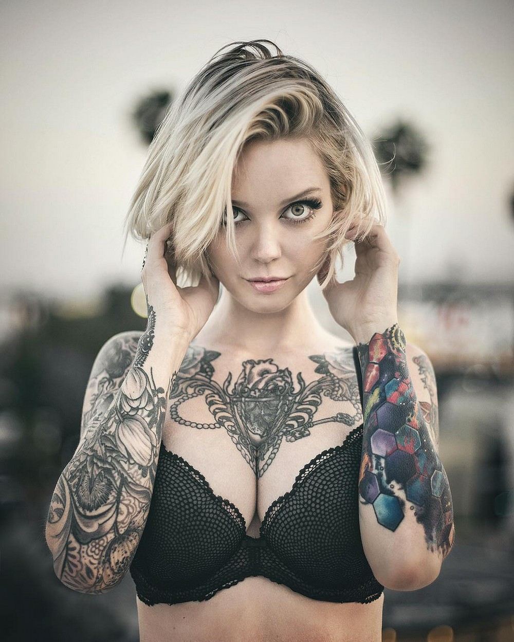 Boob Tattoos Are The Latest Titillating Trend Taking Over Instagram