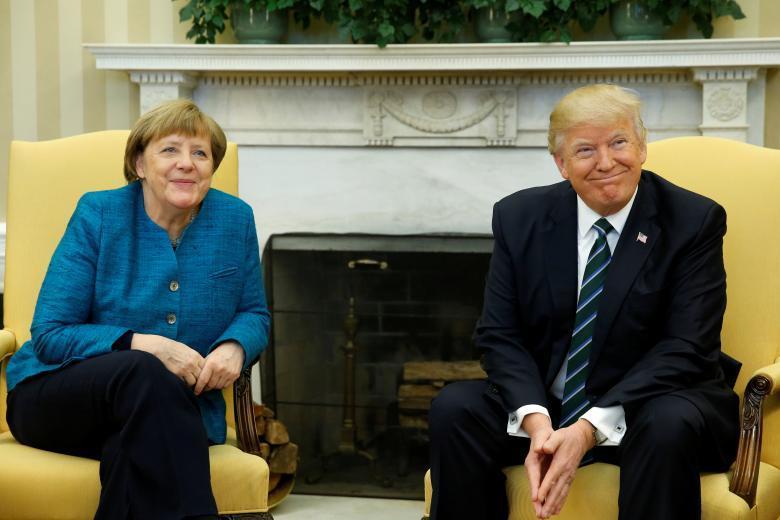Лучшие фотографии марта 2017 от агентства Reuters