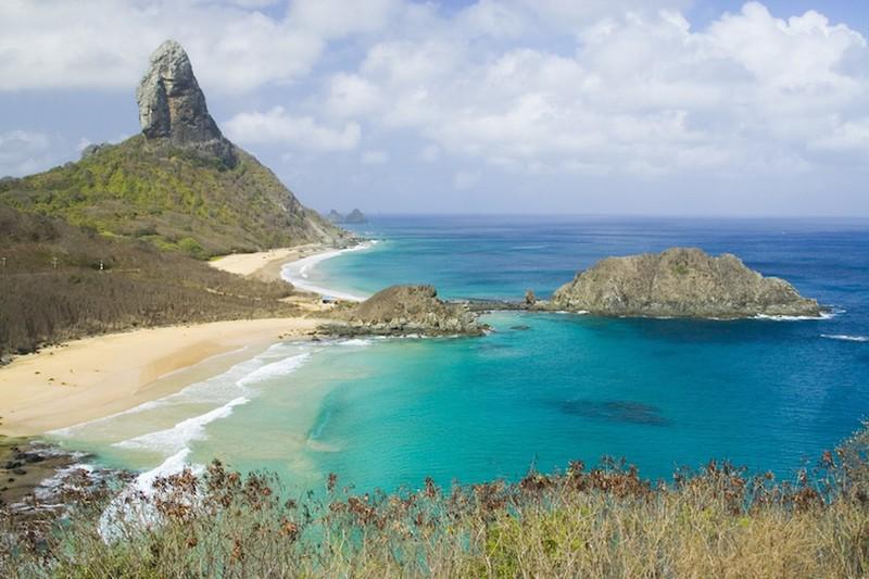 Самые экзотические острова в Бразилии