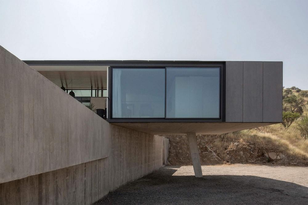 Семейный дом на зеленых холмах в Чили