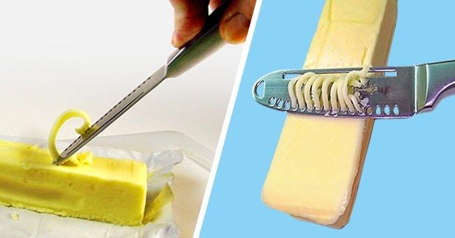 9 изобретений для работы с замороженным сливочным маслом