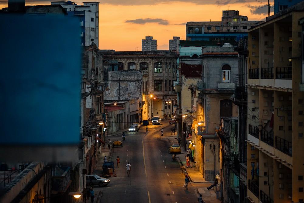 Путешествие на солнечную Кубу