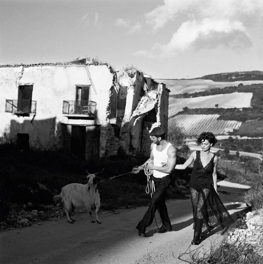 Фотограф Мишель Перез: Сицилийское приключение