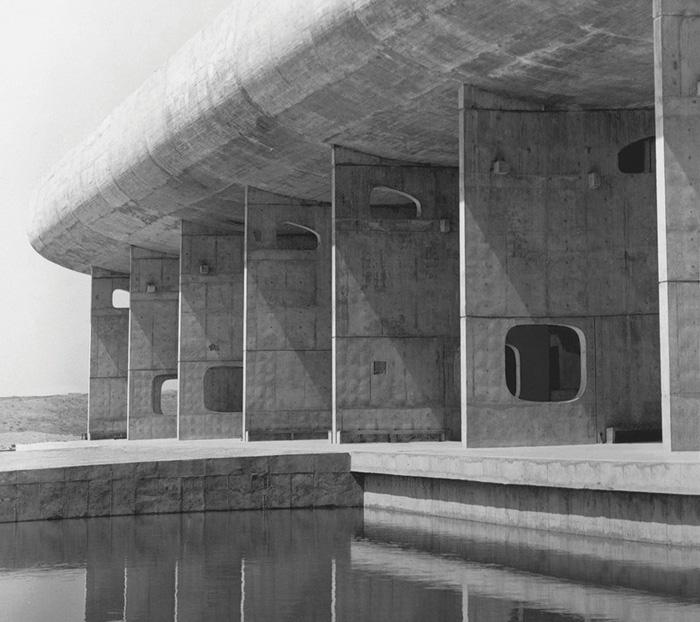 Стиль брутализма в архитектуре