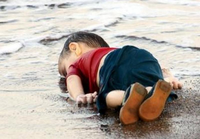 Знаменитые фотографии детей, которые разобьют вам сердце