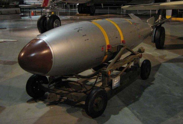 Леденящие душу факты о ядерном оружии