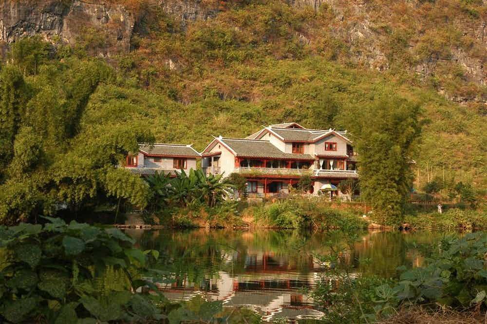 Необычные отели в Поднебесной