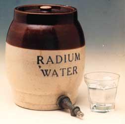 Радиоактивные вещи в быту у наших предков