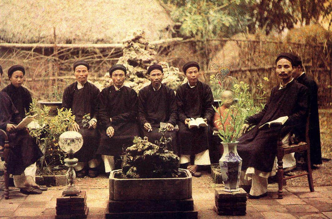 Загадочный Индокитай 100 лет назад