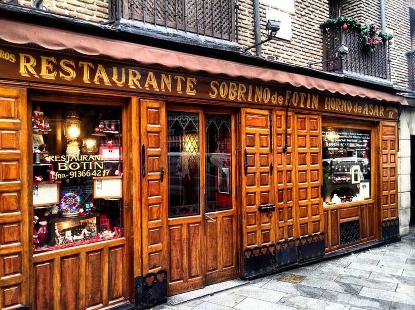 12 старинных ресторанов, работающих и по сей день