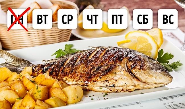 8 блюд, которые не стоит заказывать в ресторане