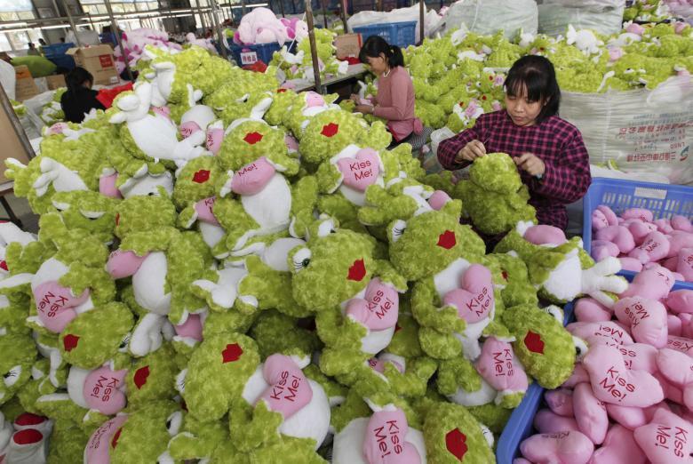 Как идет работа на китайских фабриках