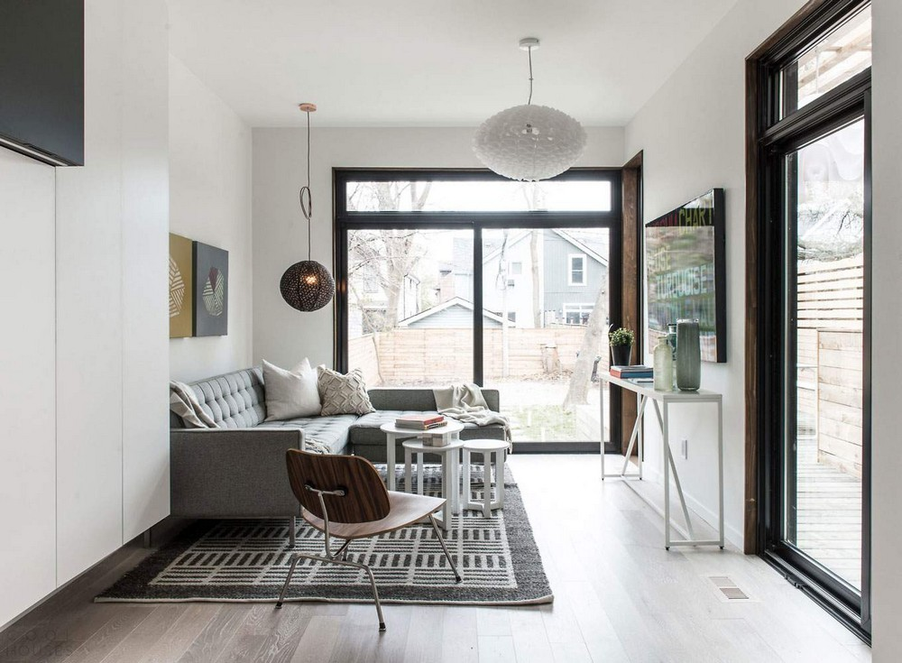 Обновление старого дома в Канаде
