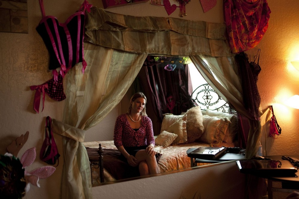Внутри легального борделя в Неваде
