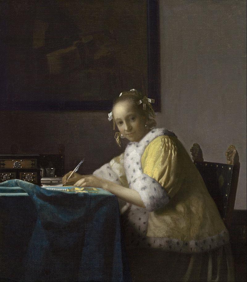 36 картин знаменитого нидерландского живописца Яна Вермеера