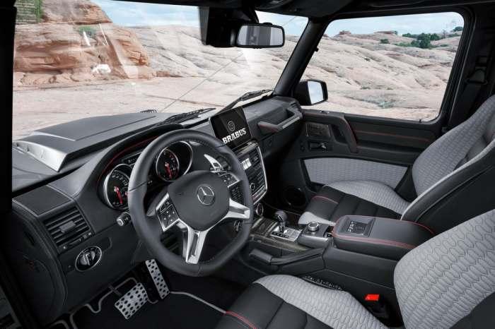 Фантастический внедорожник от Mercedes