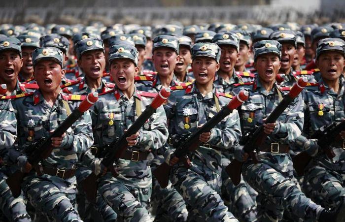 Силы специального назначения КНДР