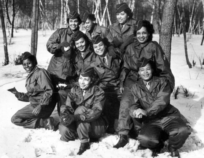 Женщины Второй мировой