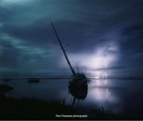 Охотник за молниями Дон Номэнн