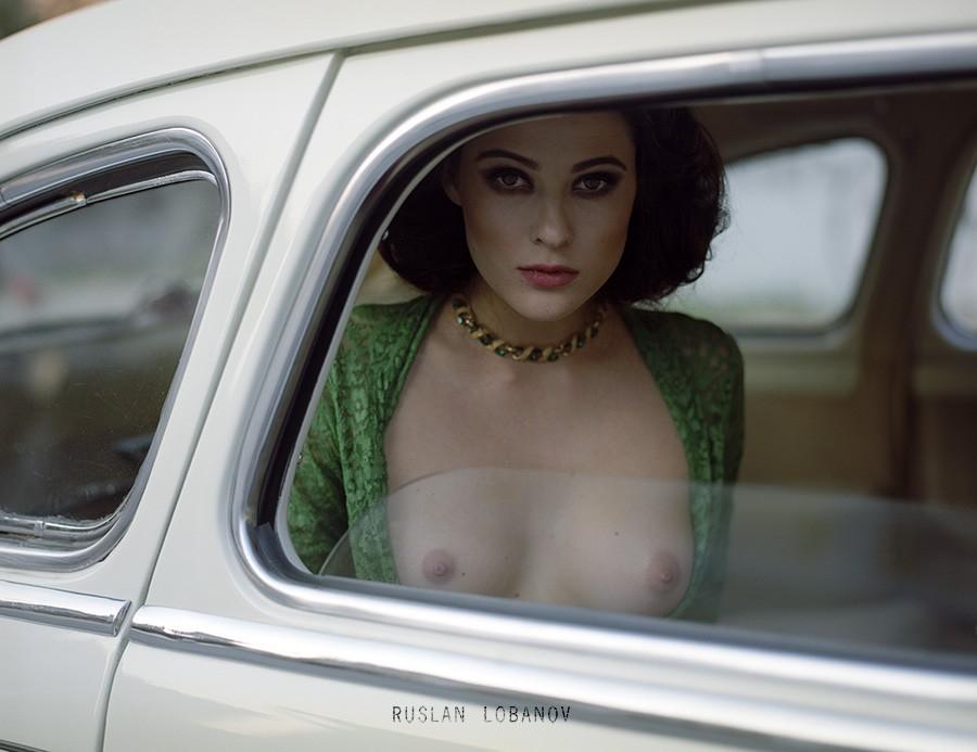 Интересное Ню от Руслана Лобанова