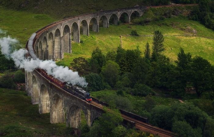 Истории и факты, связанные с поездами