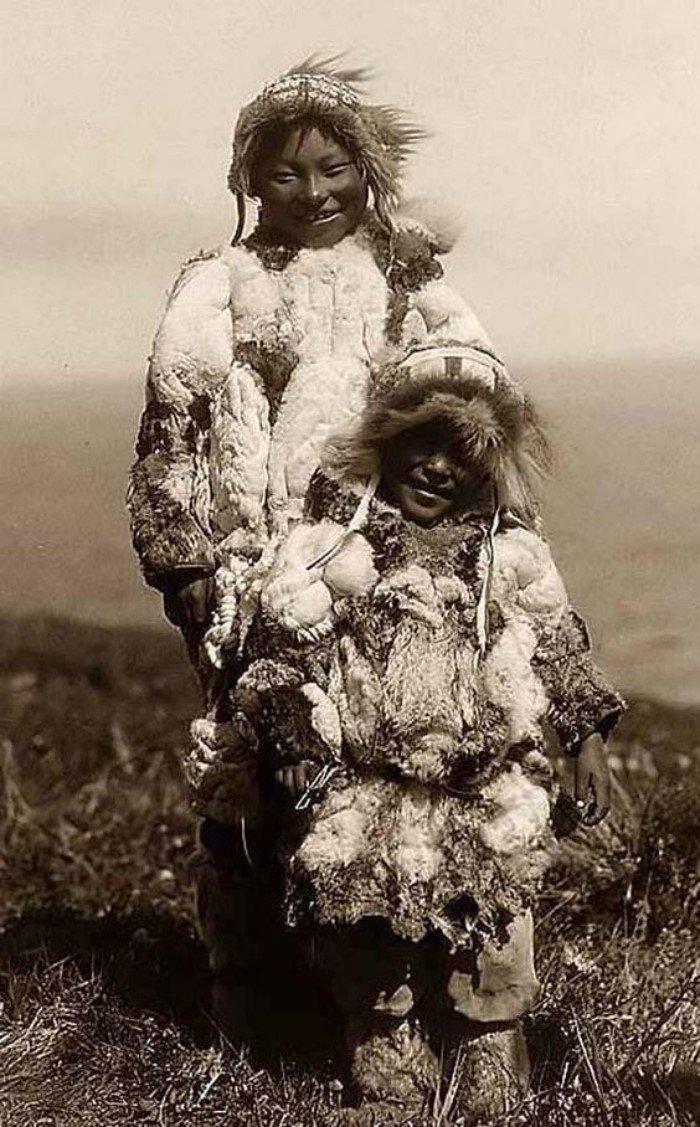 Народы русского Севера, Сибири и Дальнего Востока в исторических фотографиях